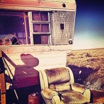 trailer shot