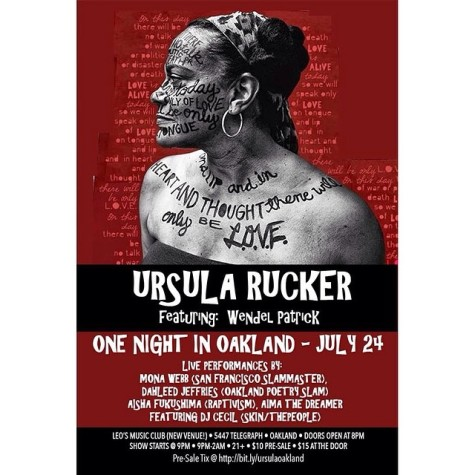ursula rucker in oakland