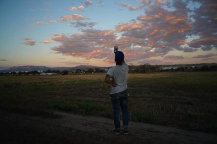 brian-capturing-a-sunset